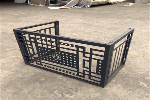 朝阳建平铝合金空调罩专业供货-铝乐生产
