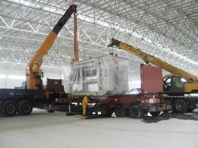 大件东莞到攀枝花设备物流专线公司专业运输