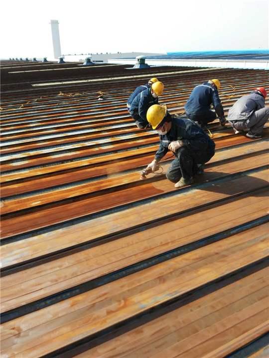 哈尔滨方正彩钢翻新漆那好用