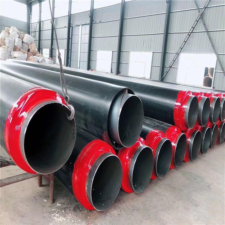 龙城-保温管-wgb钢套钢直埋保温管-亿金