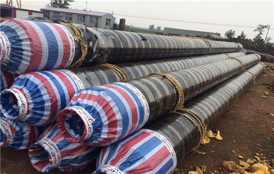 直埋式钢套钢蒸汽输送管道多少钱一支