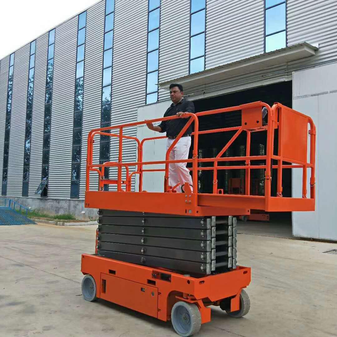 厂家直销-普洱移动式升降机厂家直销一台也是批发价!