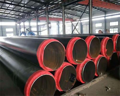 DN1000塑套钢预制保温管制造厂家