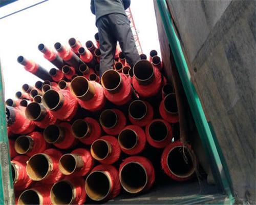 永丰地埋输水用三层PE涂敷螺旋焊管一米价格
