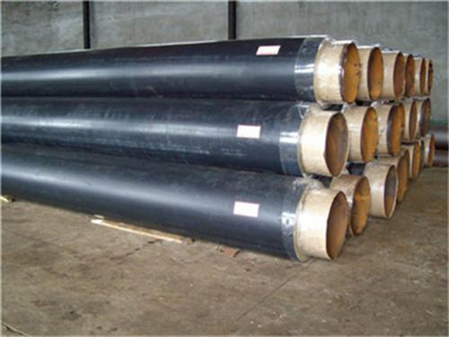 山西省朔州市高密度聚乙烯发泡保温钢管厂家直供