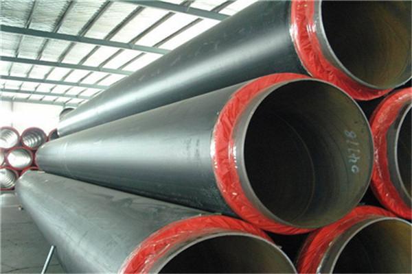 黑山聚氨酯发泡保温焊接钢管一米多少钱
