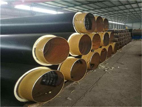 三门峡市聚氨酯发泡保温钢管大量供应