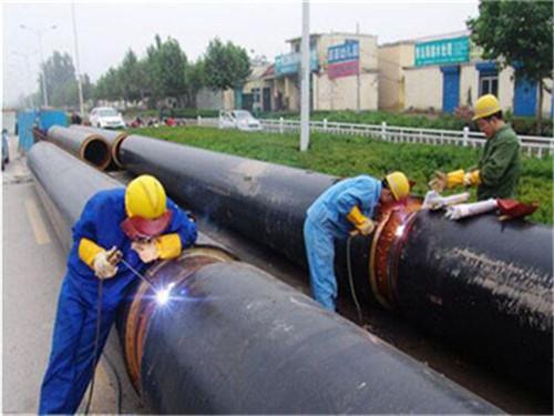佳木斯聚氨酯预制直埋保温钢管生产厂