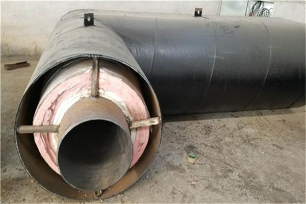 聚乙烯保温螺旋钢管厂家供应:廊坊