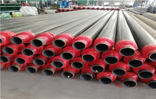 旧小区改造用聚氨酯保温管每米多少钱-友浩管道