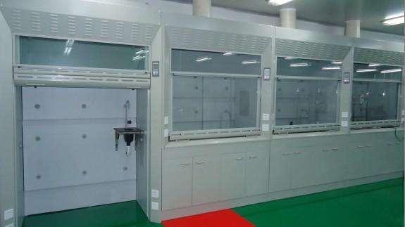 曾都实验室的通风柜 / 全钢落地式通风柜原理