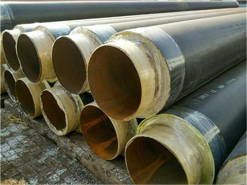 四川省雅安市高密度聚乙烯发泡保温钢管价格行情报价