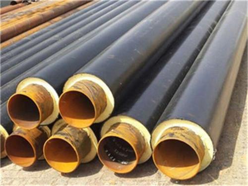 宁德钢套钢蒸汽保温钢管价格价格