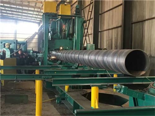 DN2800埋地供水用焊接钢管多少钱一吨