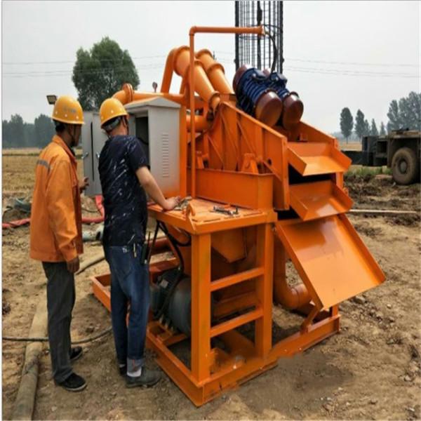 泥浆分离设备普洱操作步骤