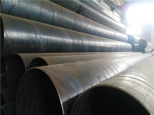 废水处理厂用螺旋管道生产公司海盐.