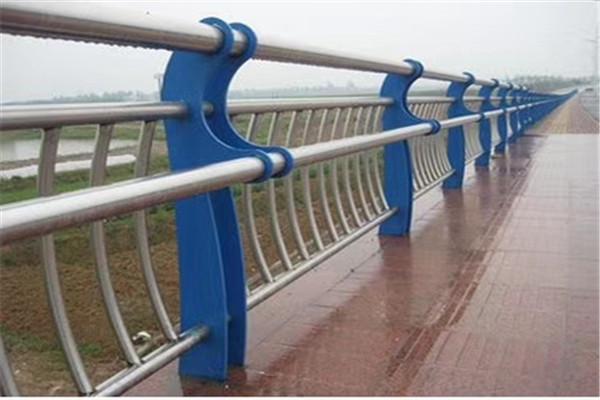 商洛桥梁护栏钢板立柱