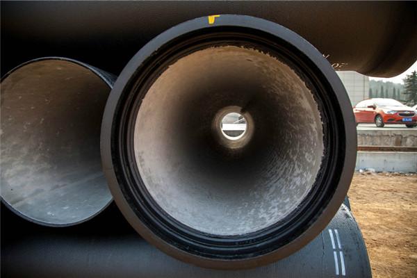 开平---DN150球墨铸铁给水管