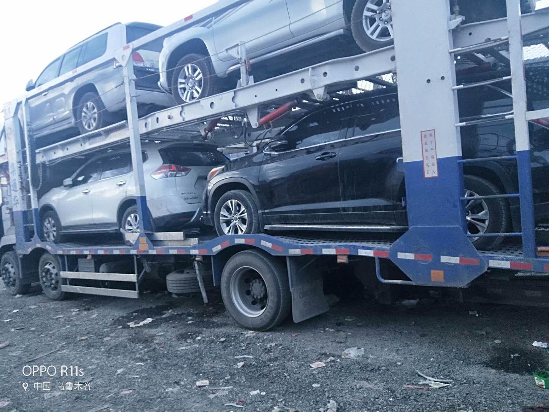 克拉玛依到武汉汽车托运费用