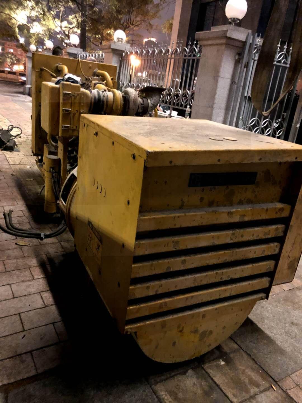 江门市蓬江区回收收购发电机组价格行情