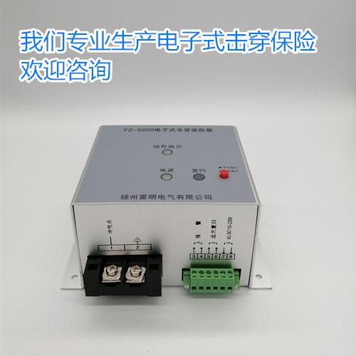 山东省PT1400V间隙接地装置精华山东省