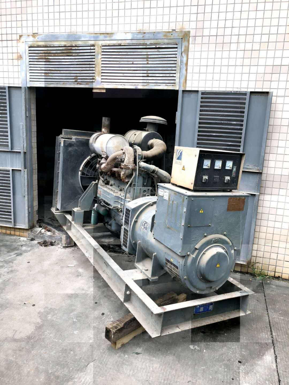 广州市番禺区回收玉柴发电机上门