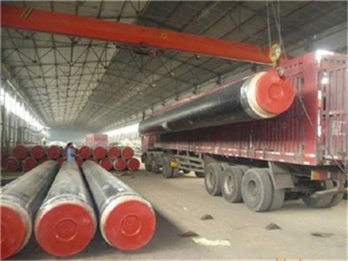 四川省泸州市聚氨酯直埋式保温螺旋钢管厂家报价