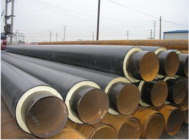 聚氨酯复合保温钢管多少钱一件