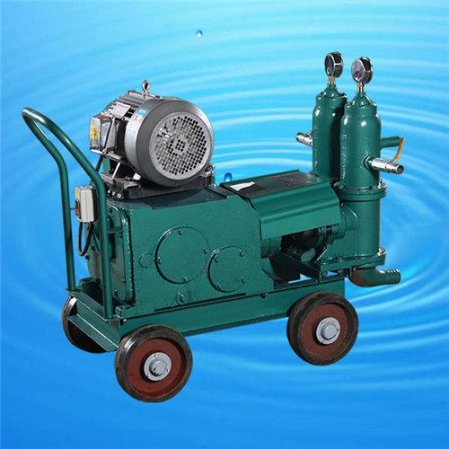 北票双缸活塞式注浆泵--水泥浆注浆机