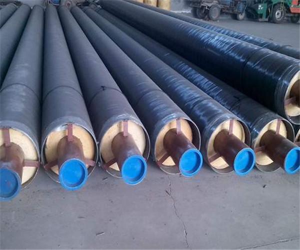 优选好货聚氨酯保温管道D630*6含税价格材质