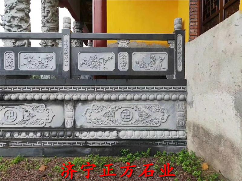 怒江石护栏定制,石大象雕刻厂家联系方式