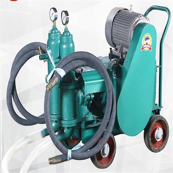 廣東河源雙缸砂漿活塞式注漿泵
