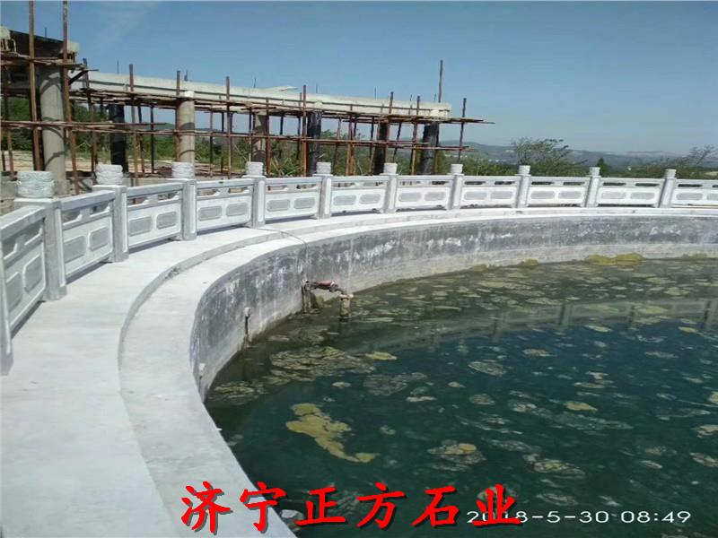枝江石栏杆安装,景观刻字石安装厂家供应