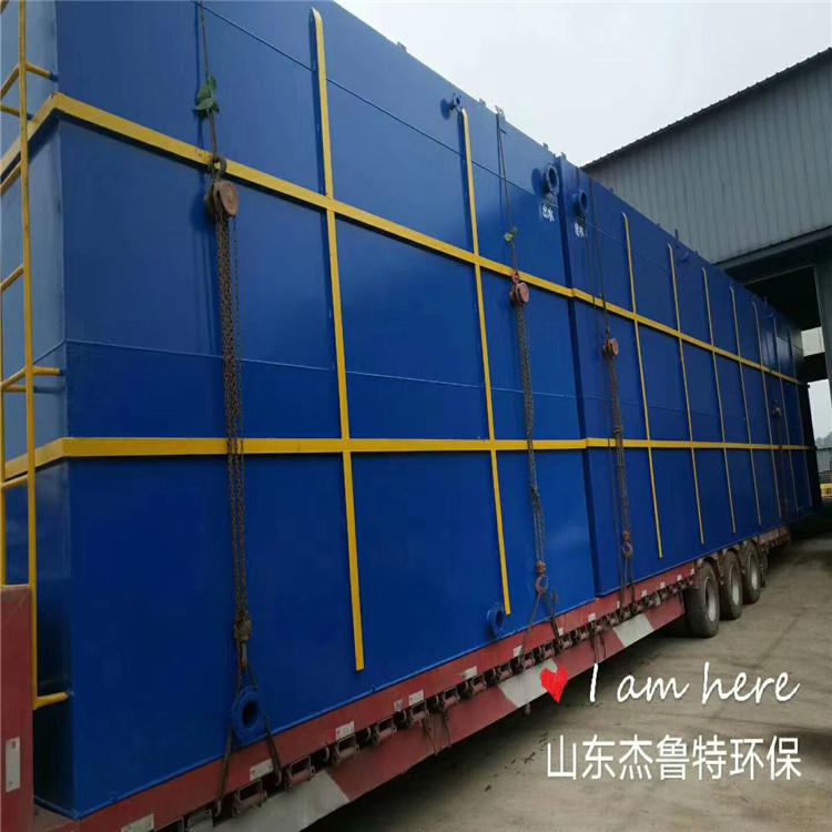 湘潭儿童医院生活污水处理设验收合格