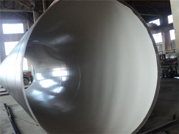 输水防腐直缝钢管-大口径环氧树脂防腐管道-价格公道