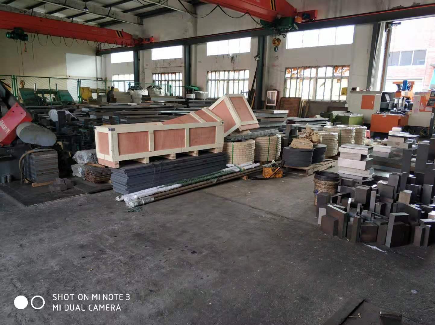 湛江QSTE550TM汽车结构钢 砧板
