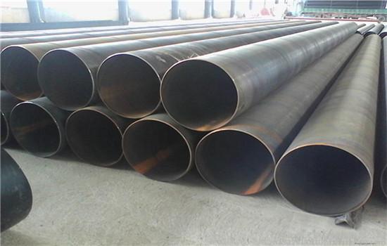 扎鲁特旗-小区排污水工程用螺旋钢管厂家可定制
