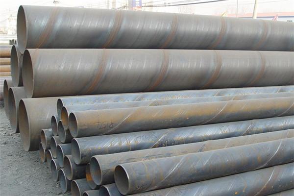 输水管道用Q235B螺旋钢管质优价格低