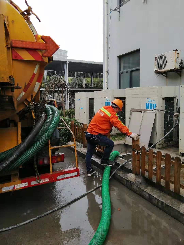 上海浦东航头镇UV-CIPP修复