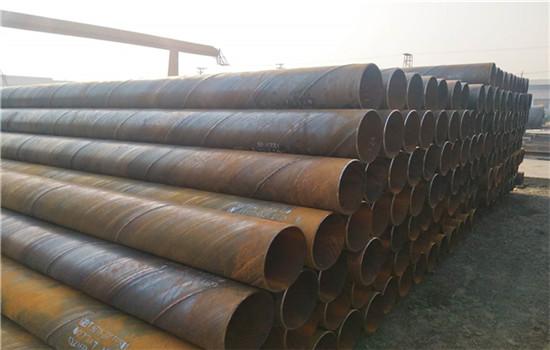 输水管道用碳钢螺旋钢管厂家诚信经营