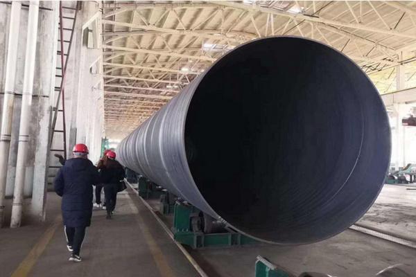 兰州市20号钢螺旋埋弧焊钢管现货