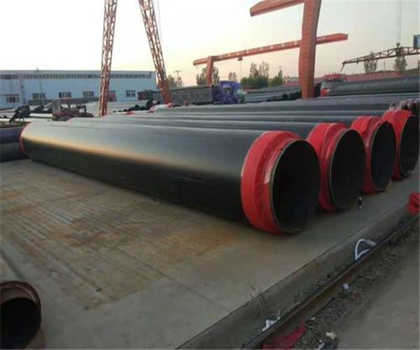 牡丹江钢套钢保温蒸汽钢管加盟