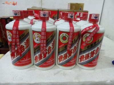 济宁泗水回收茅台纪念酒什么价