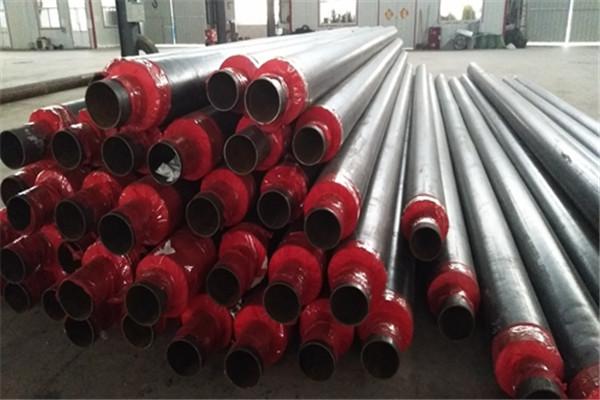 喀喇沁左翼直径219预制直埋保温管制造公司
