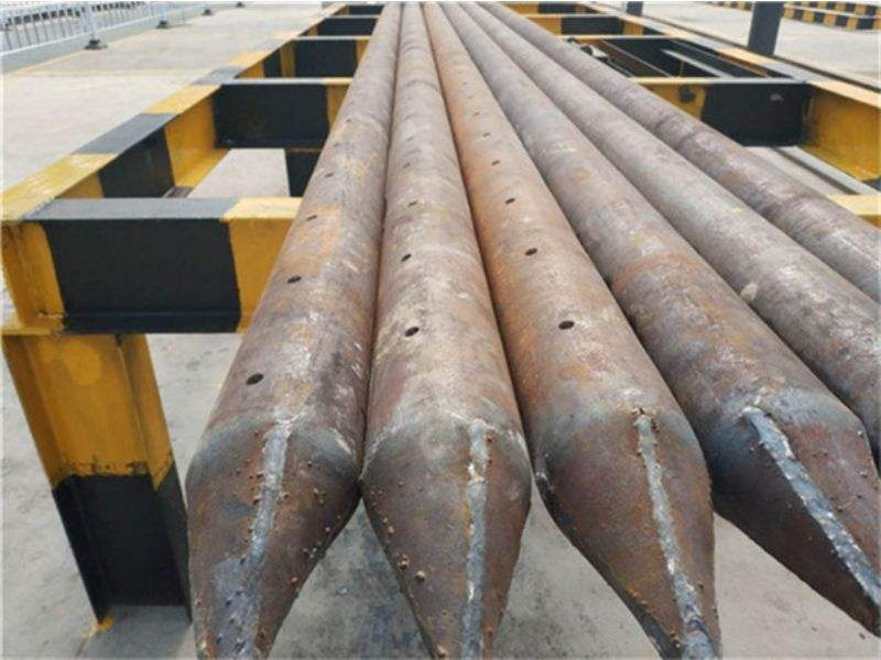 七台河茄子河承插式声测管符合国标声测管报价