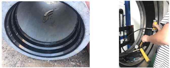 长宁区雨水管道非开挖修复作业资质证书