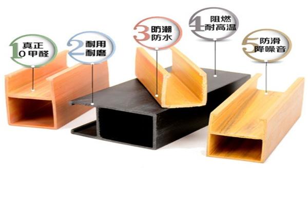 南通竹木纤维护墙板宾馆酒店装修材料