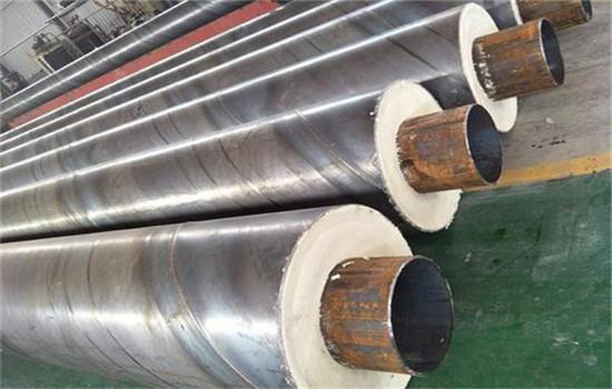 耐高温聚氨酯发泡保温钢管定做多少钱-黄冈市