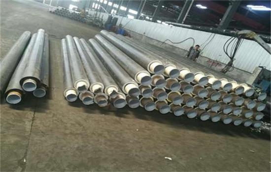 秦皇岛市:供暖管道用预制保温钢管销售价格