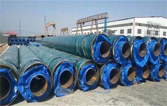 供暖用直缝保温钢管2021全新价格-沧州市